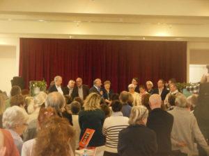 Cita'Livres - la fête du livre, île d'Oléron, inauguration