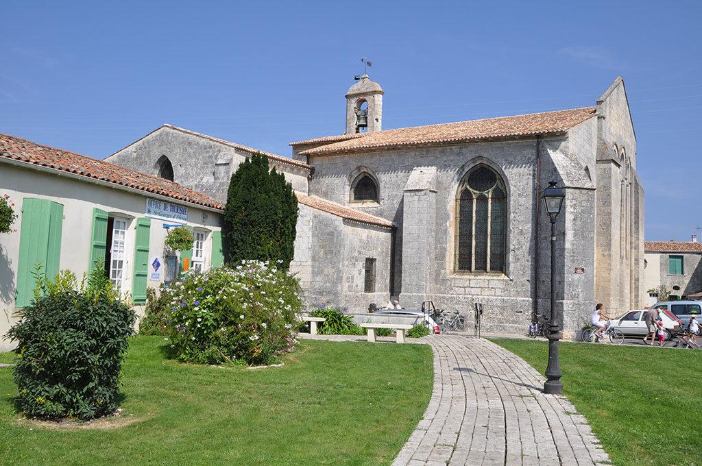 Eglise de St Georges, île d'Oléron