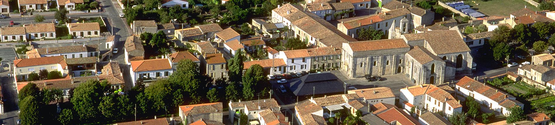 Village historique, St Georges, Oléron