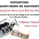"""""""Saint-Denis se Souvient"""", ateliers d'écriture, Oléron"""