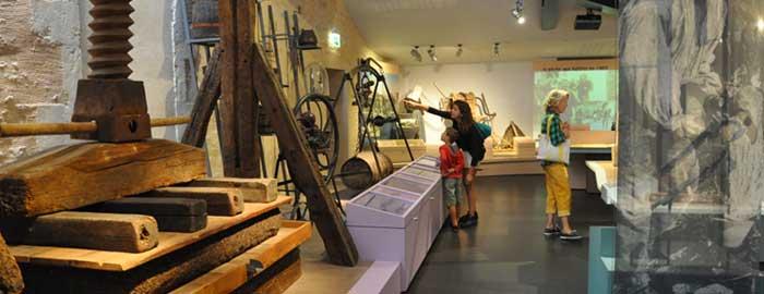 Infos sur le Musée de l'île d'Oléron