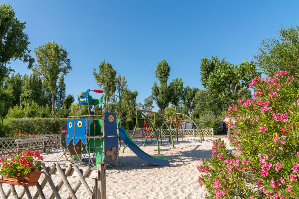Camping club Vérebleu, île d'Oléron, jeux enfants