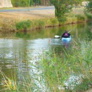Cité de l'huître Marennes Oléron, balade kayak