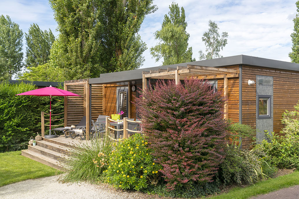 Camping club Vérebleu location de mobil-home
