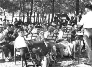 Concert de la Lyre Dionysienne, Oléron