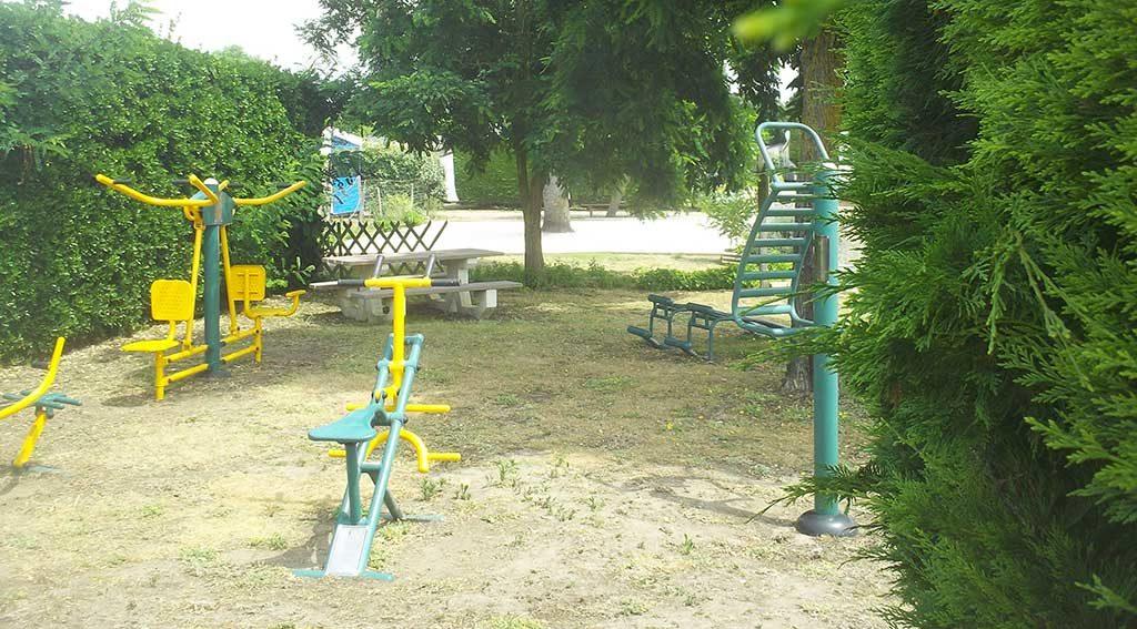 Camping les Flots N°4, Oléron, jeux enfants