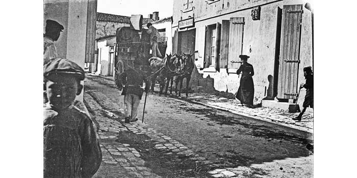 St Denis se souvient, île d'Oléron