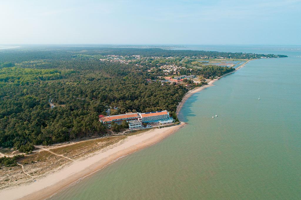 Novotel Thalassa accès direct à la plage, Oléron