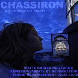 Nocturne à Chassiron, île d'Oléron