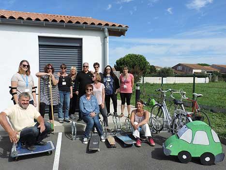 Challenge de la mobilité sur l'île d'Oléron