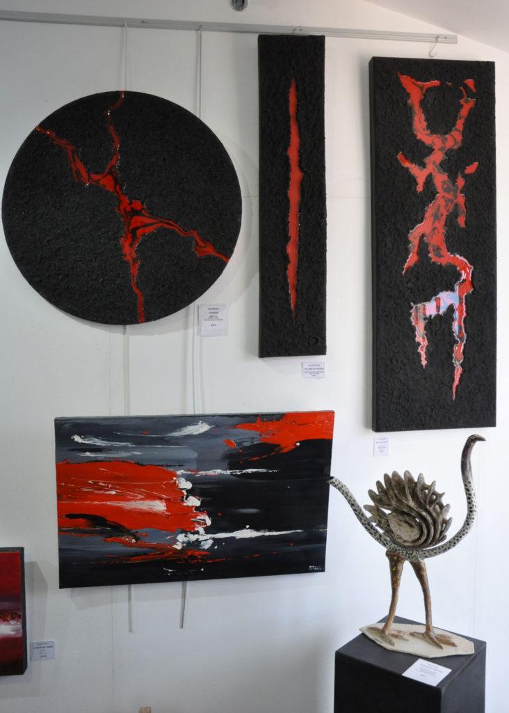 Galerie d'art, île d'Oléron à la Cotinière