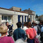 Balade commentée au Gd Village, île d'Oléron