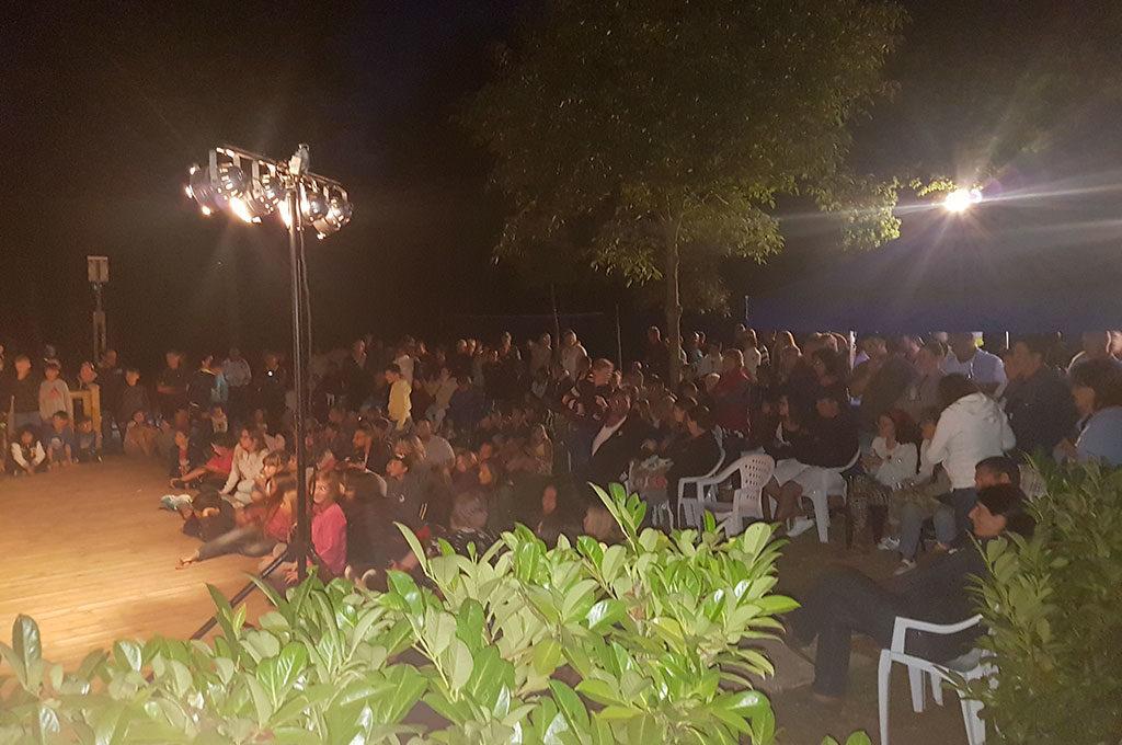 Les Floralies, île d'Oléron,soirée spectacle
