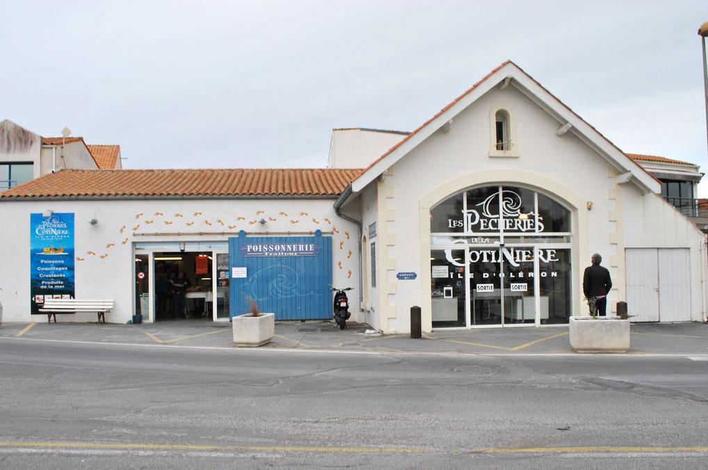 Les Pêcheries de la Cotinière, Oléron