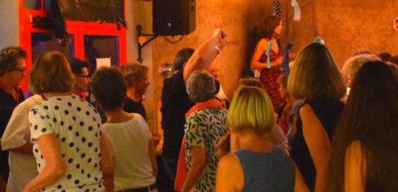 La Bigaille. Bar associatif et culturel.