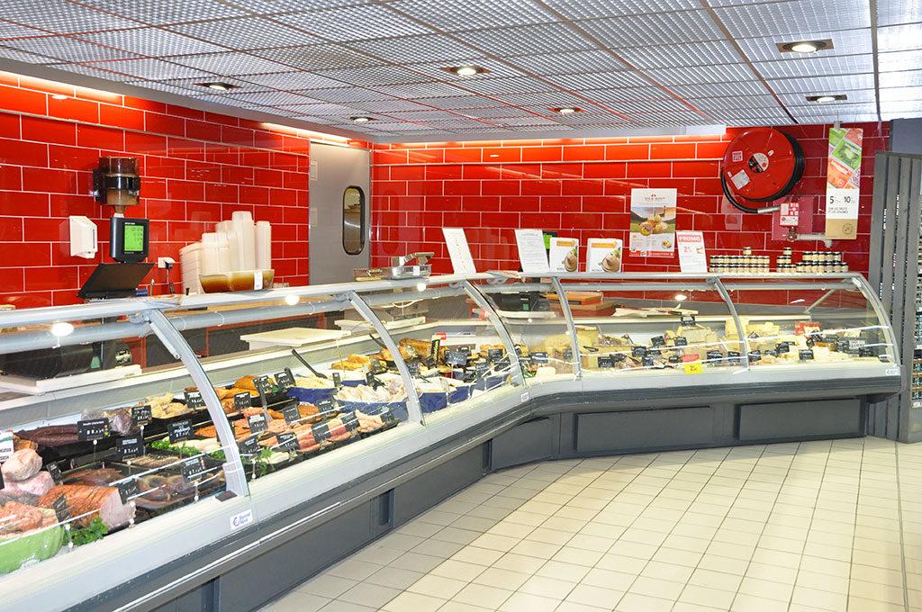 Intermarché île d'Oléron, boucherie, traiteur