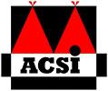 logo camping ACSI -100