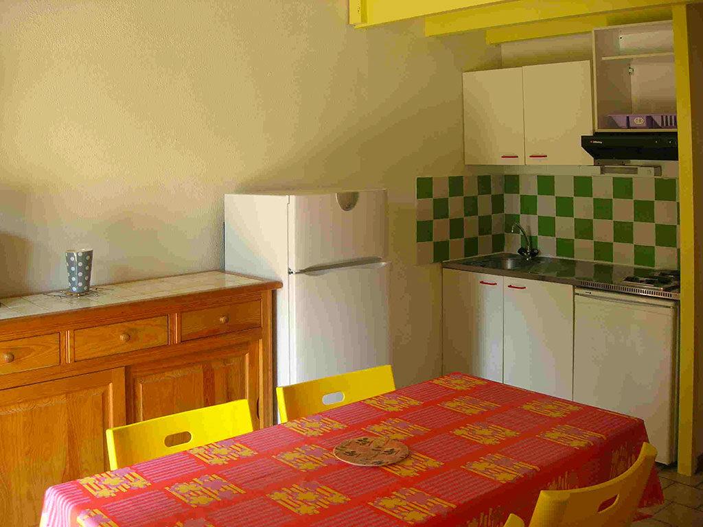 Résidence vacances la Forêt, île d'Oléron, cuisine