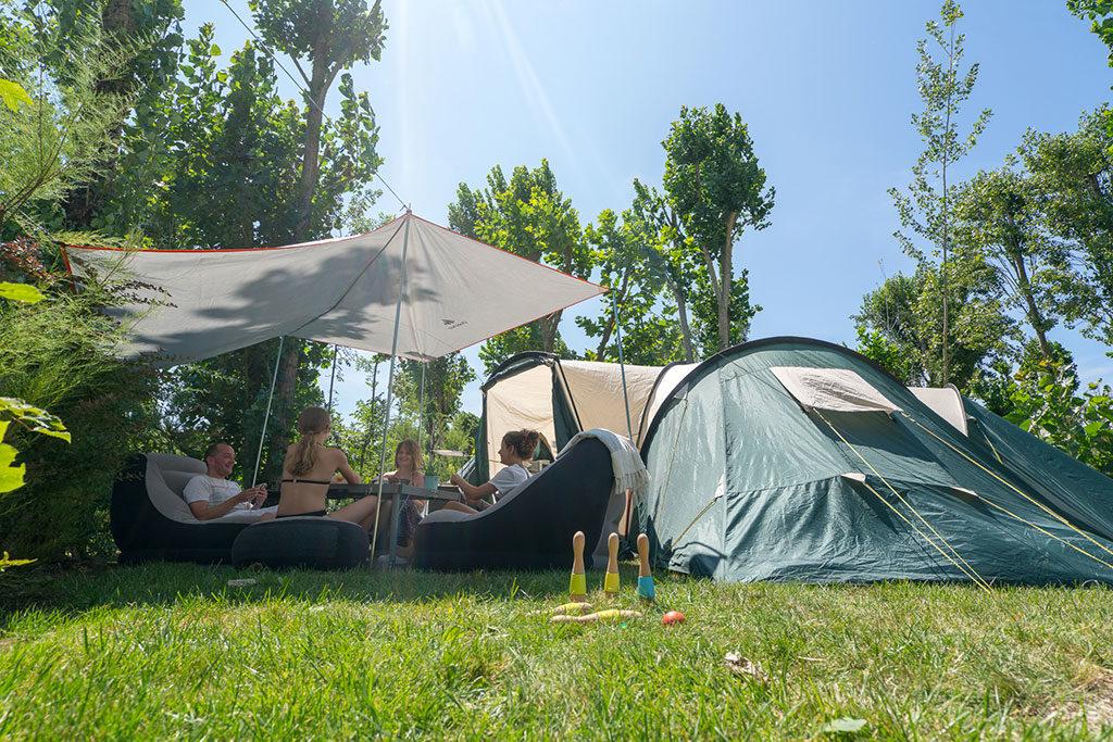 Camping Verébleu, Oléron, emplacement tente, caravane, camping car