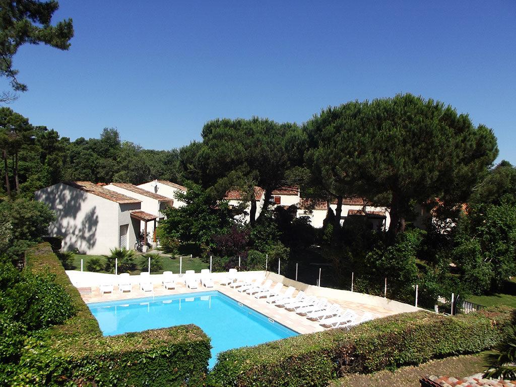 Location dans une résidence à St-Trojan Oléron, piscine