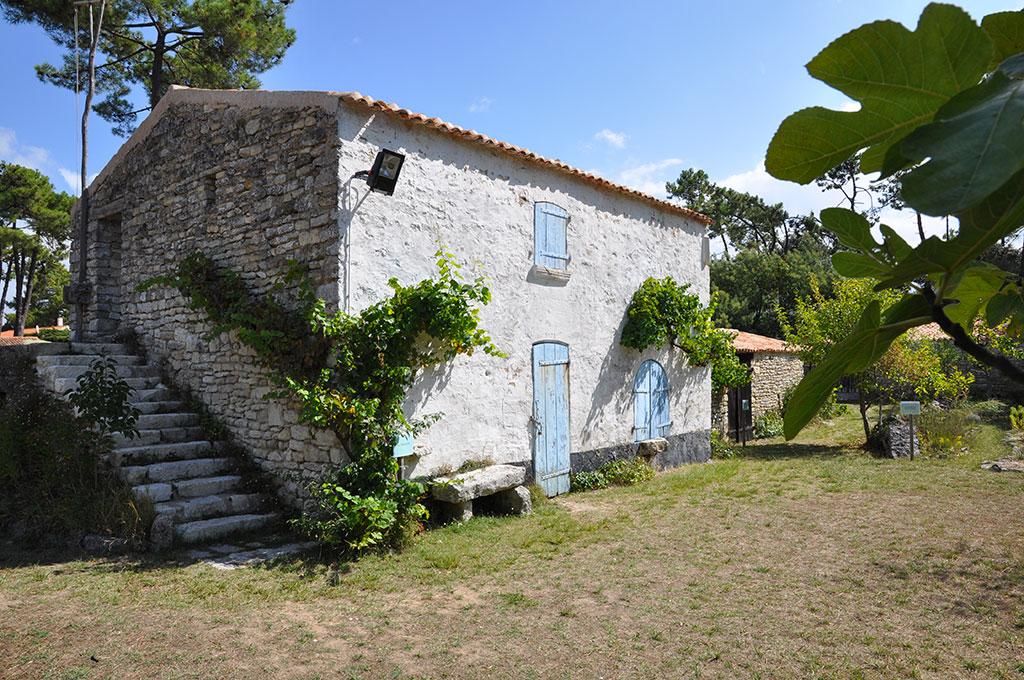 La Maison éco-paysanne, île d'Oléron, ferme oléronnaise