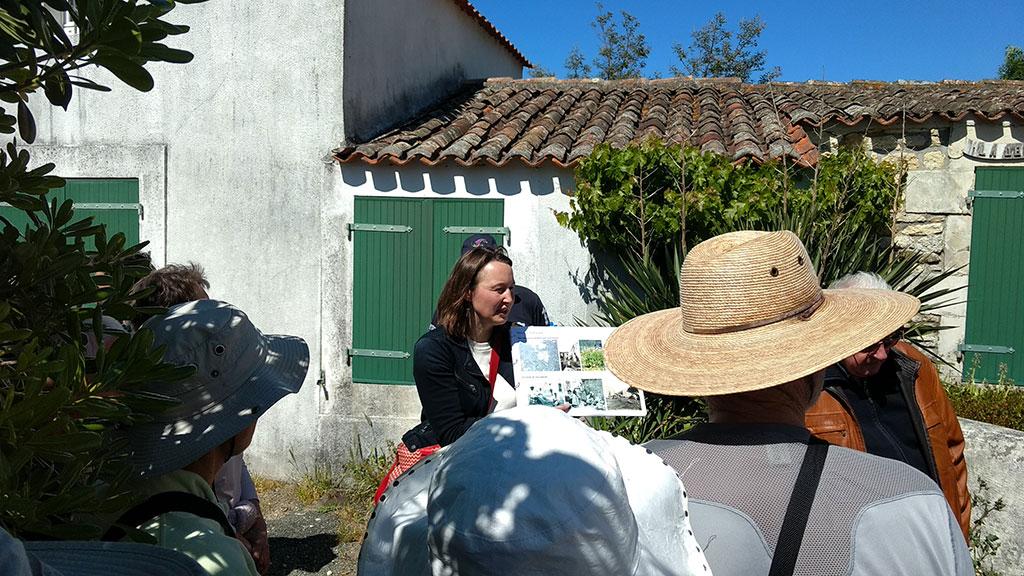 La Maison éco-paysanne, Oléron, Rallye Archi