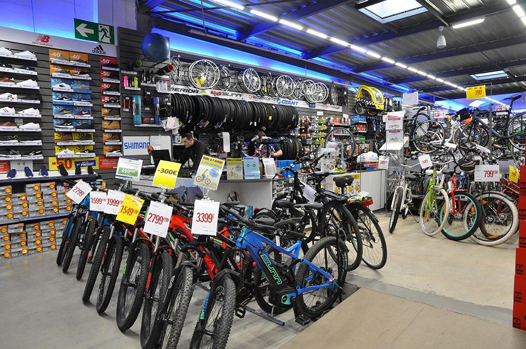 Intersport Oléron vélos et vélos électriques