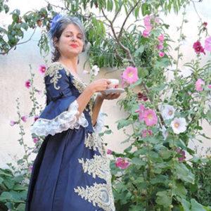 Un café avec Madame de Louvois à Fort Louvois