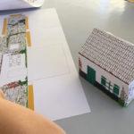 La Maison éco-paysanne, Oléron, le petit architecte