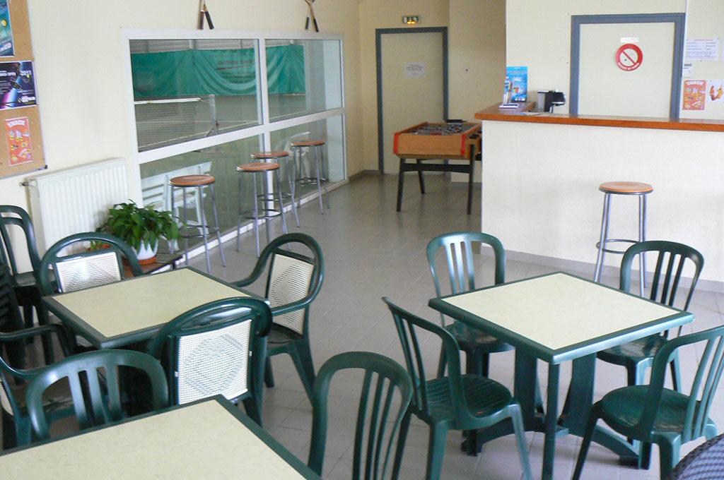 La Raquette Cayenne, île d'Oléron, club house