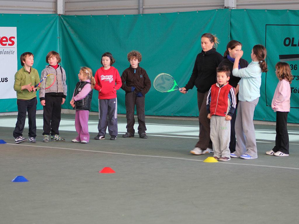 La Raquette Cayenne, école de tennis, île d'Oléron