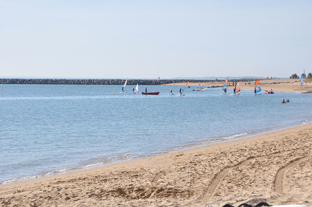 Boyardville, Oléron, dune et plage