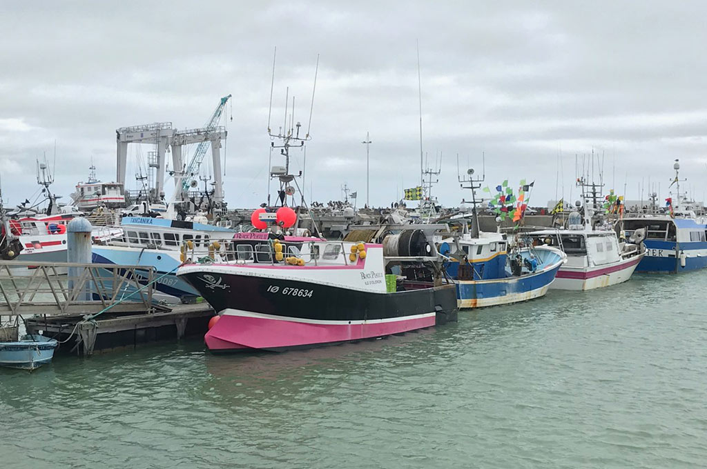 Port de la Cotinière, 2ème bassin