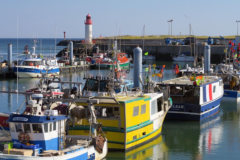 Port de la Cotinière, Oléron