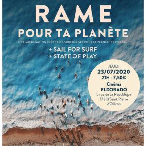 Ciné surf Eldorado St-Pierre d'Oléron