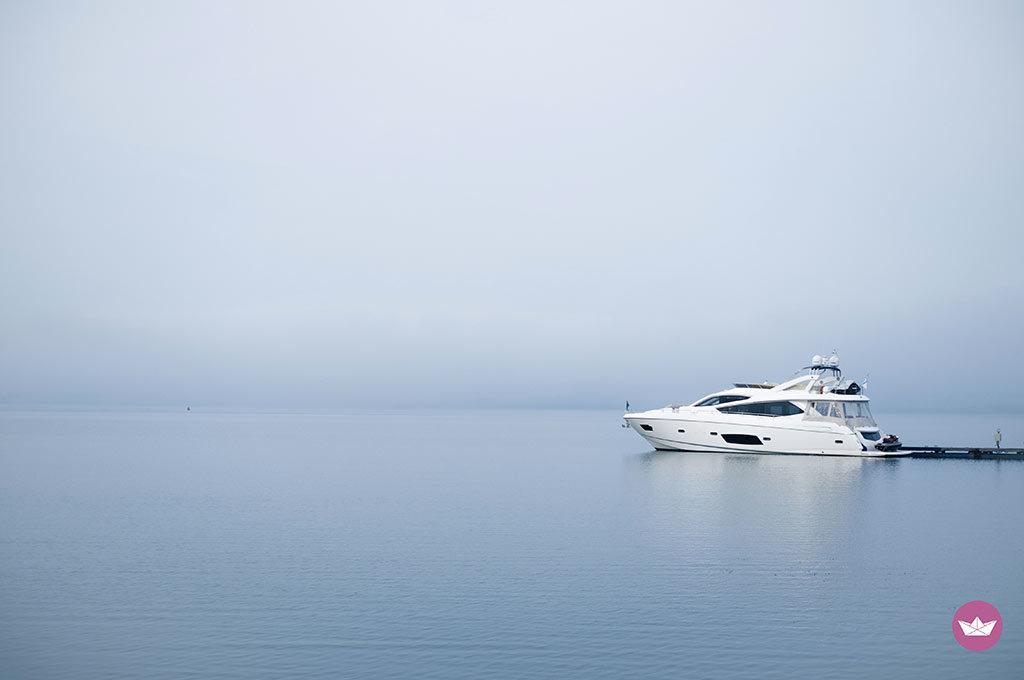 location d'un yacht