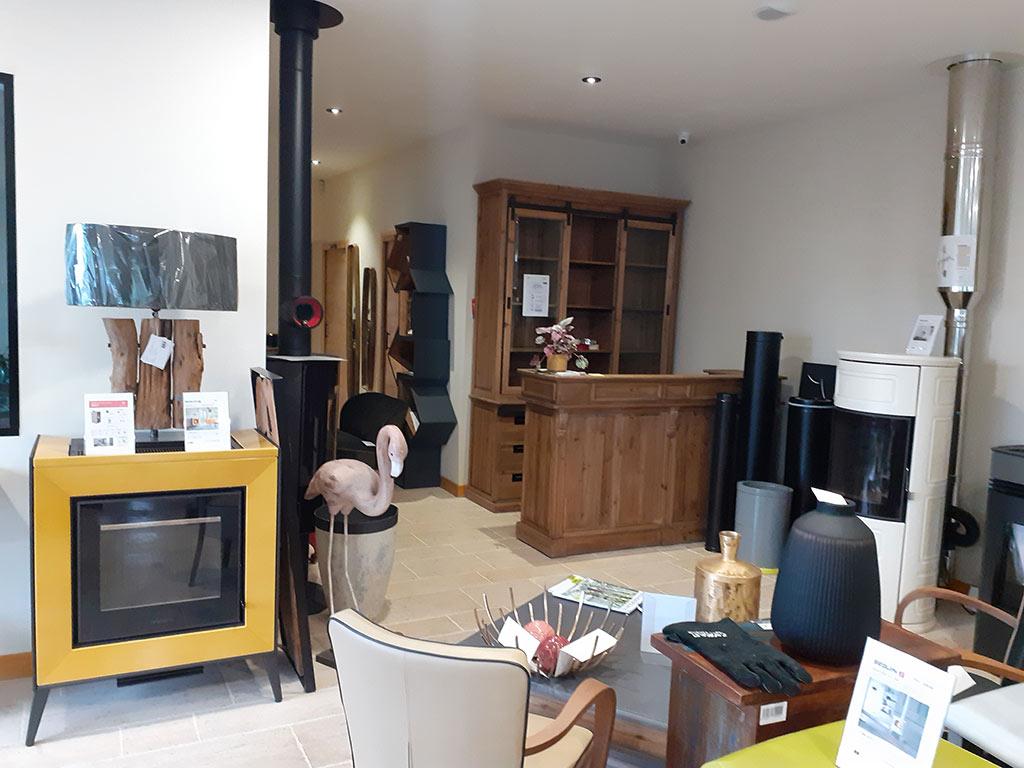 Eden Port chauffage, meubles, cuisines sur Oléron