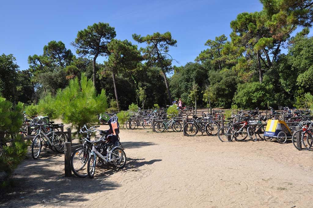 Se déplacer à Oléron en vélo