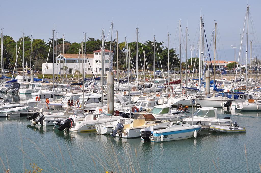 port de plaisance du Douhet