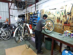 Réparation vélo et scooter, île d'Oléron