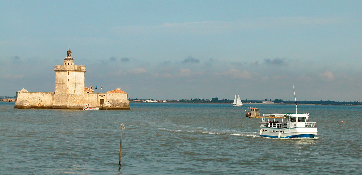 Fort Louvois Marennes Oléron