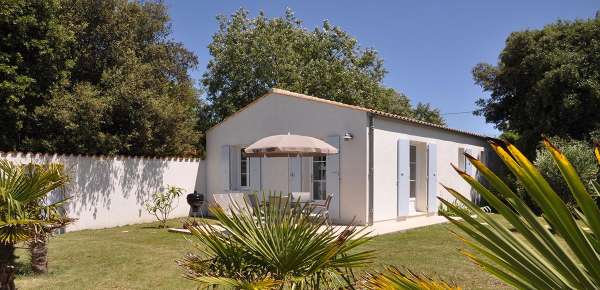 Location de vacances sur l'île d'Oléron, Mr et Mme Hervé