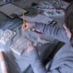 Atelier musée Oléron: Enseigne d'autrefois