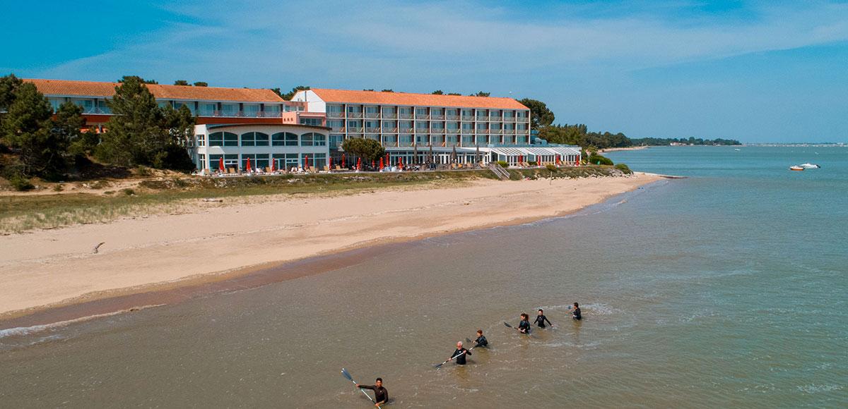 Hôtel Novotel Thalassa île d'Oléron
