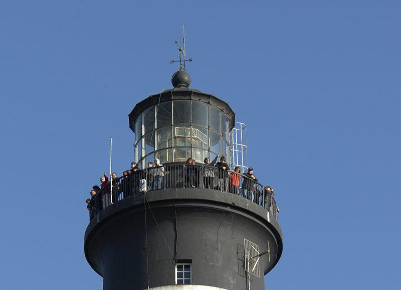 Le phare de Chassiron, île d'Oléron
