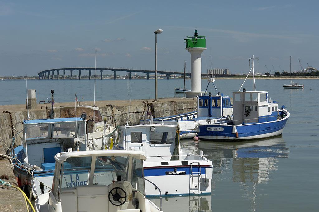 Ile de Ré, port de la flotte