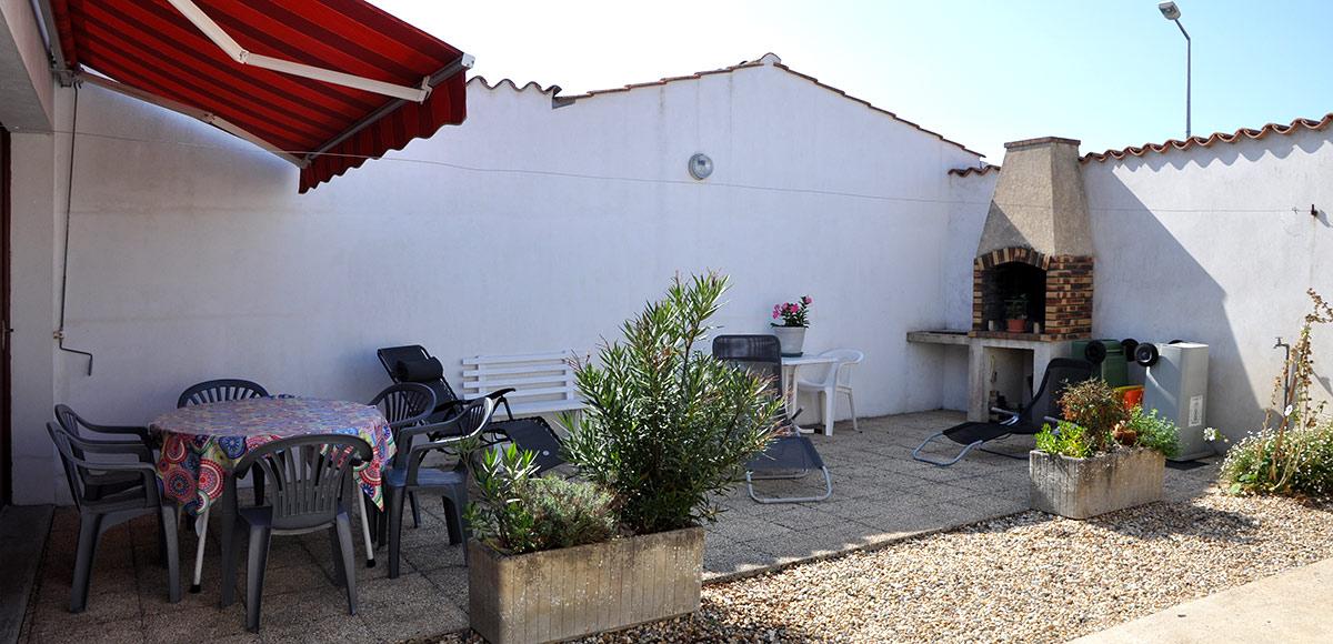 Locations à Sauzelle, île d'Oléron. Mr et Mme Picard