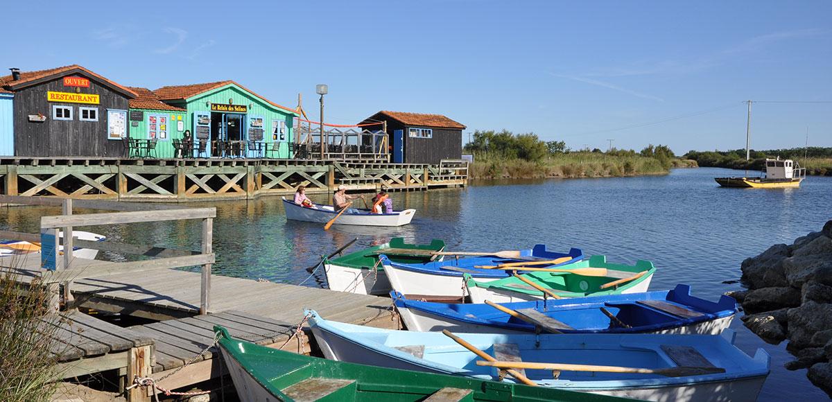 Port des Salines, le Gd Village Plage