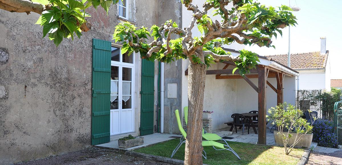 Location vacances 1, Bouyer, île d'Oléron