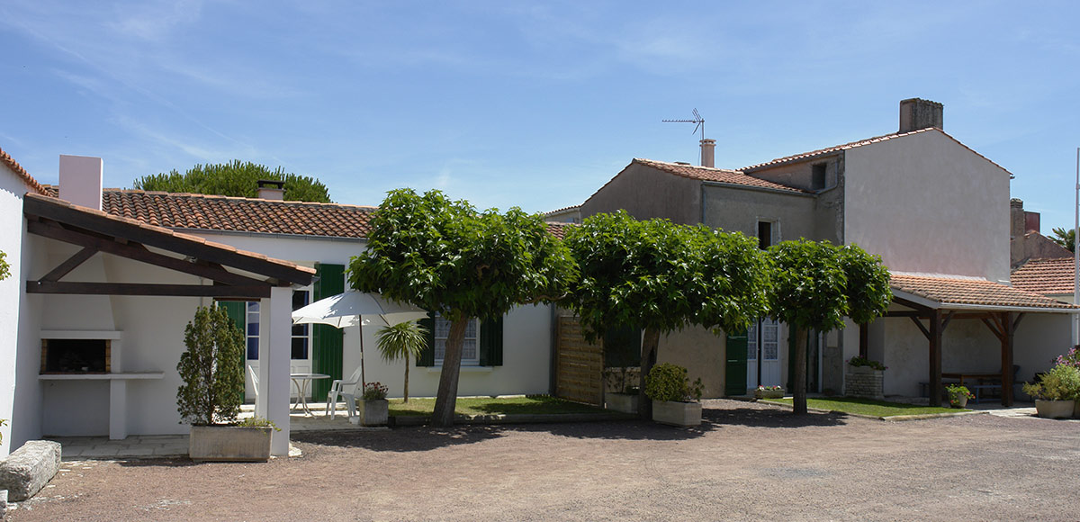 Location Bouyer Privat Chéray St Georges d'Oléron